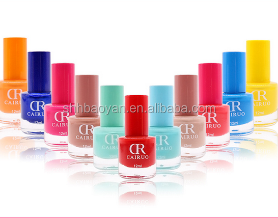 Private label gel nail polish Candy Colour promotional nail polish