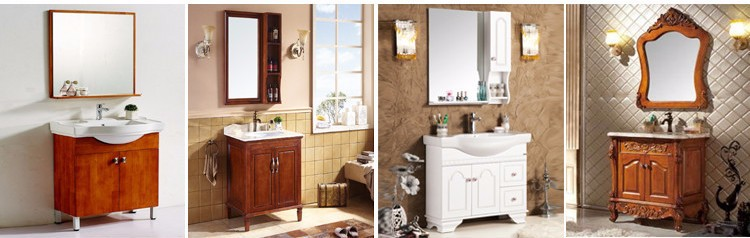 bathroom cabinet floor mounted north america style bathroom cabinet