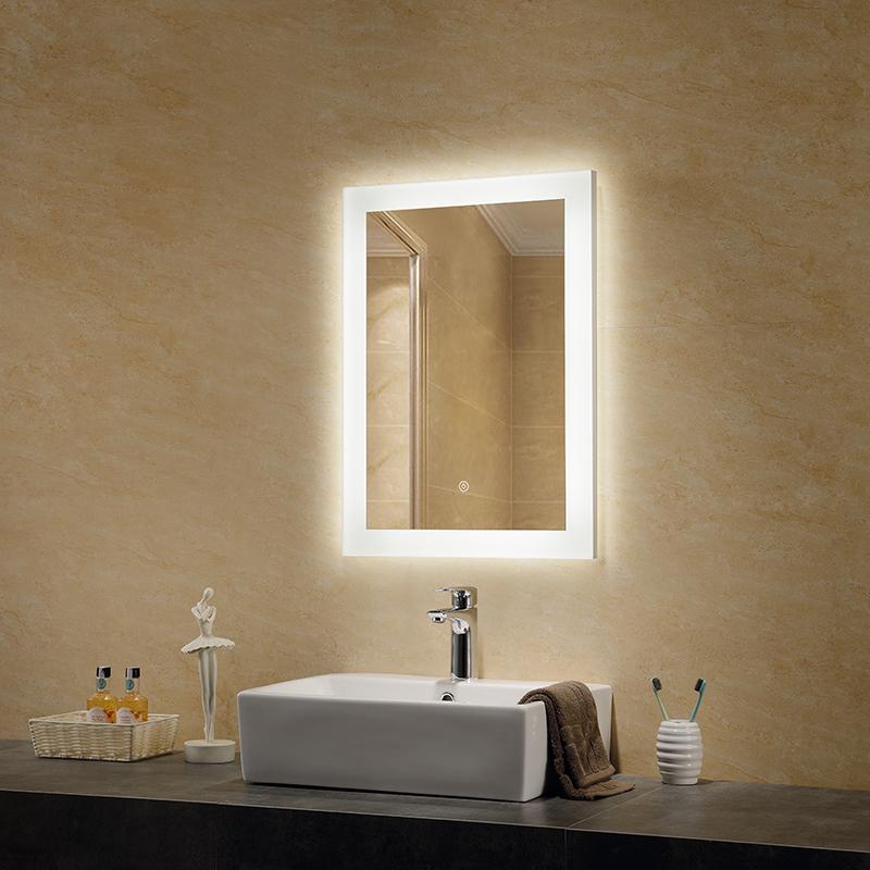 Reflex Light Led Bathroom Mirror With Shelf Buy Bathroom Mirror With Shelf Led Bathroom Mirror With Shelf Reflex Light Led Bathroom Mirror With Shelf Product On Alibaba Com