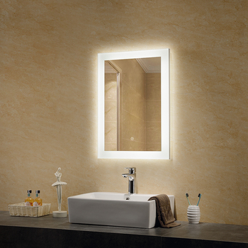 Reflex Light Led Bathroom Mirror With