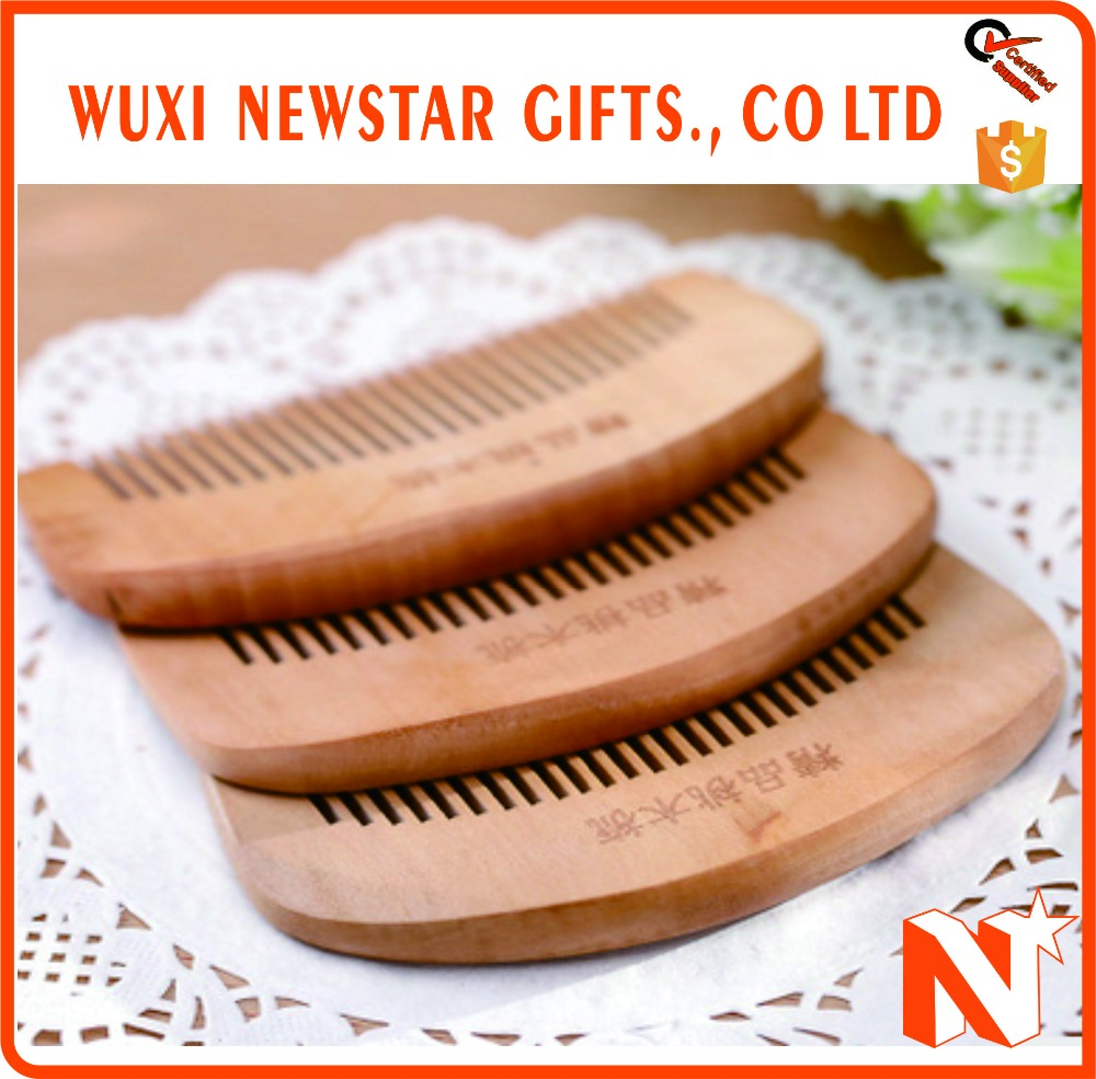 China Hot Selling Mirror Set wooden Lice Comb
