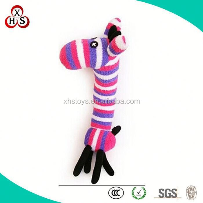 2015 Hot Sale High Quality Soft Standing Sock Toy For wholesale