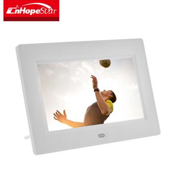 Mpeg/mpg/dat/3gp Video Digital Photo Frame Lcd Advertising Player ...