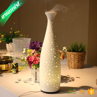 Popular Ultrasonic 110ml ceramic aroma essential oil electric aroma diffuser