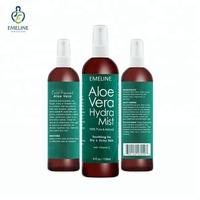 Organic Pure Aloe Vera Smoothing Gel for Face