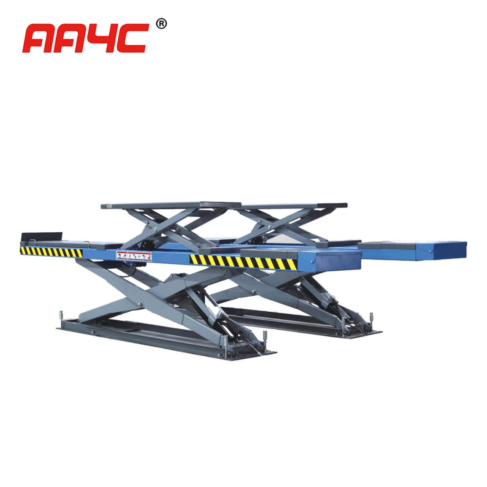 5 ton hydraulic scissor alignment car lift hoist