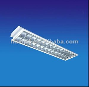 Twin tubes with troffer fitting 1.2m led tube ,3X36W fluorescent tube