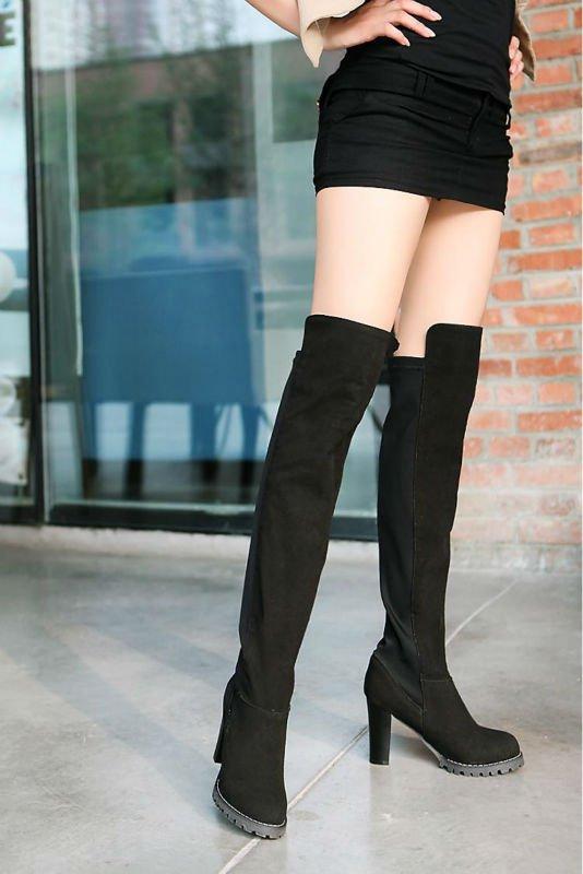 dress boots lady fashion winter sexy XWC26 beautiful cheap TqYBXfw8x