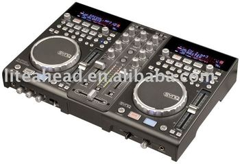 synq dmc 2000 compact tabletop dj station player with mp3 cd scratch rh alibaba com DJ System SKB DJ Station