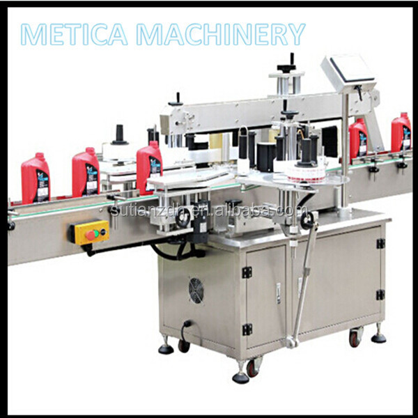 automatic adhesive labeler/labeling machine manufacturer shanghai