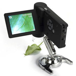 UM039 3 inch LCD 5MP Portable Digital Microscope