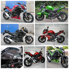 Kawasaki Hot Racing moto, 150cc, 200cc, 300cc, Made in China