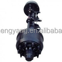 High Quality Round Beam Axle Tube Trailer Axle For Sale