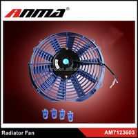 Manufacture radiator fan/auto cooling fan for cooling system