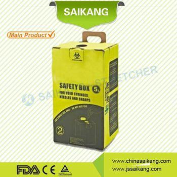 Skq037 Pharmacies Surgical Medical Waste Bins