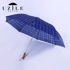 170T Polyester travel compact golf umbrella with uv protection for boy