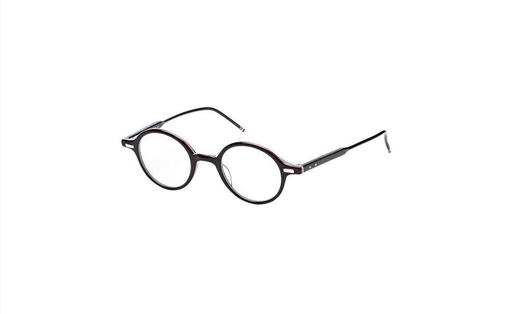 3b4173b56e3 THOM BROWNE TB 407 A-BLK Black RWB Eyeglasses