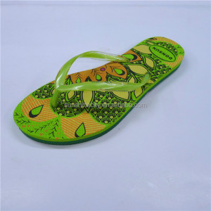 Hot sale slippers brand name