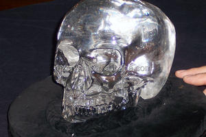 wholesale Nature human Crystal skull