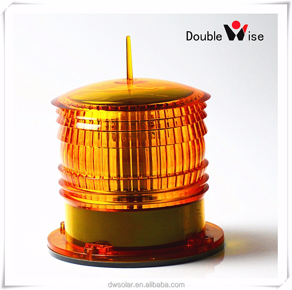 Factory Sell Price Solar LED Buoy Marine Navigation Light