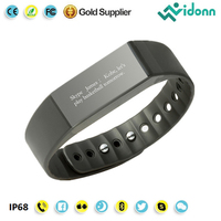 Vidonn X6S USB Charging Smart Wristband Watch Bluetooth Fitness Bracelet For IOS Android Phone