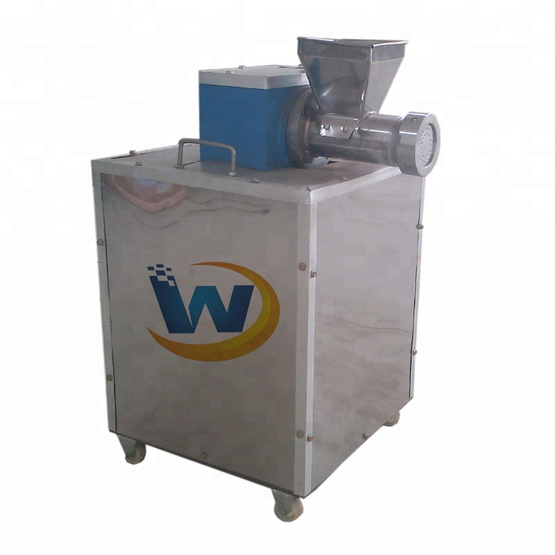 Price of Multifunctional wheat <strong>corn</strong> flour snack macaroni italy pasta extruder shell crispy machine for sale