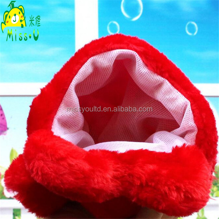 Wholesale Customized Christmas Hand Puppet  Plush Puppets Doll