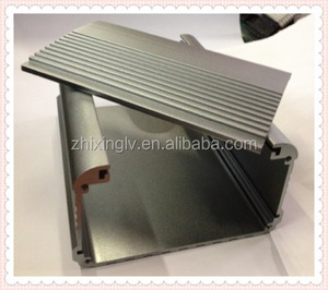Aluminum Power supply Housing/Power Inverter Housing 95*55-140 Length Aluminum box/Aluminum Extrusion Box
