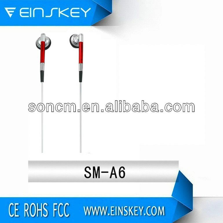 headphone jack ir transmitter SM-A6 with stylish design