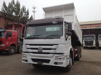 Sinotruk howo truck tipper truck for sale made in China