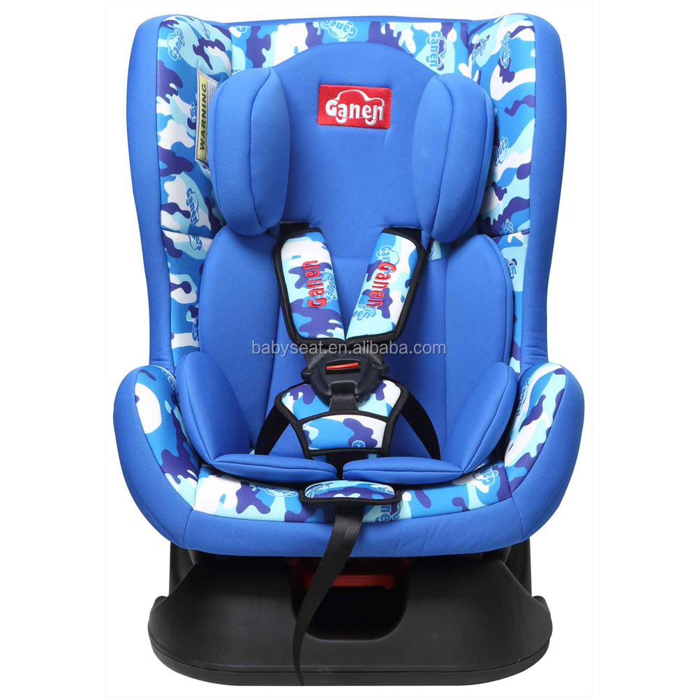 comfortable protective ECER44/04 Group0+1 birth to 18kg adjustable height protective infant car seat
