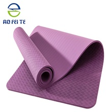 "Extra Thick Yoga Mat Pad Non-Slip Gym Exercise Fitness 72*24* 1/4""Dampproof"