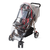 99% UV ray protection baby stroller cover for Rain Wind weather shield