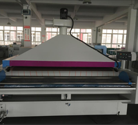 Yalis fabric shrinking and forming machine for garment/textile finishing