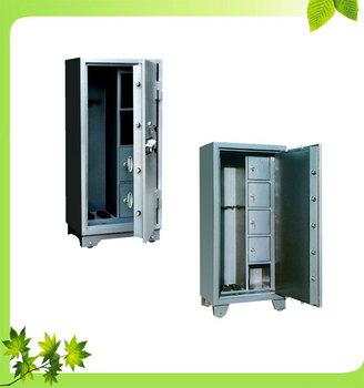 alibaba china suppliers steel security door gun cabinet metal key safe boxgrey key home