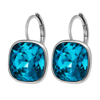 XE2115 xuping leverback cubic earring crystals from Swarovski