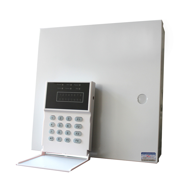 Wired/Wireless 8 zones Intelligent PSTN control panel Alarm System