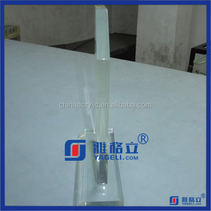 Exquisite custom acrylic trophy design , Lucite Acrylic Awards And Trophy , crystal trophy