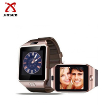 MTK android bluetooth 128m smart phone sport dz09 watch