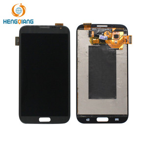 Wholesale touch screen digitizer display lcd for samsung galaxy note 2 n7100 lcd touch screen