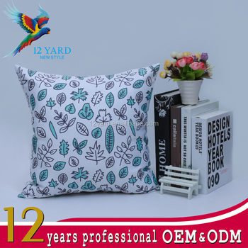 Best-selling sport fans pattern decorative sport pillow