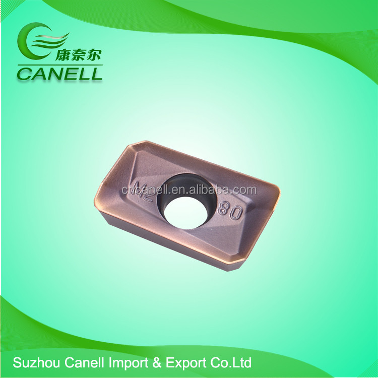 Factory price round cnc milling insert