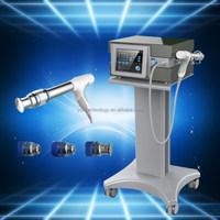 Vertical OEM customized shock wave electric stimulator slim beauty salon equipment