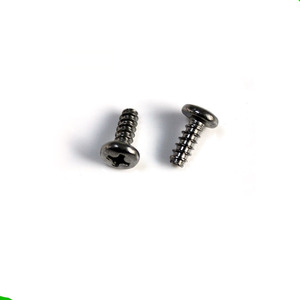 Stainless steel pan head screw philips drive M3*8 self tapping screws