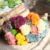 real touch rice fruit wholesale hydrangea artificial flower