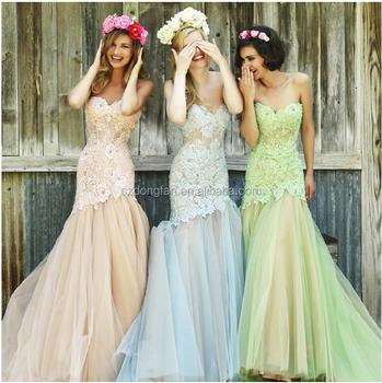 Mermaid Lace Tulle Evening Dress Formal Partai Ball Gown Prom Pernikahan Bridesmaid Dresses Ball Gown Wedding Dresses Buy Pernikahan Gaun Pengiring Pengantin Gaun Pengantin 2016 Jubah Product On Alibaba Com