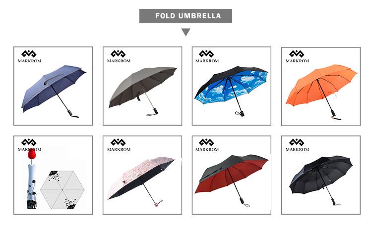 Plegable de alta calidad sombrero paraguas Pequeño bolsillo tapa paraguas