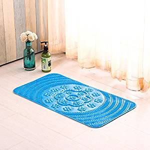 Get Quotations Bath Mats Non Slip Rubber Shower Mat With Suction Cups Safe And Comfortable Door Floor