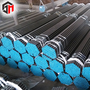 ASTM A192 Seamless carbon steel boiler tube for high pressure