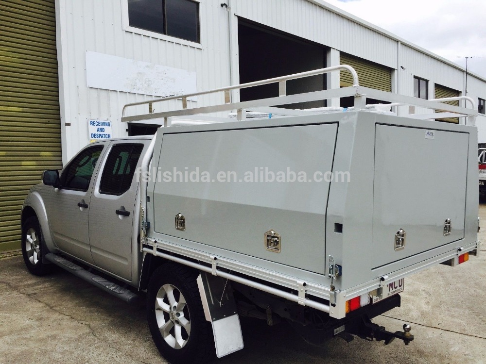 high quality waterproof Dual cab Pickup/ Ute Truck Canopy